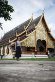 Thailand Buddhist temples Stock Photo