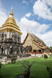 Thailand Buddhist temples Royalty Free Stock Photo