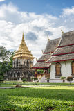 Thailand Buddhist temples Royalty Free Stock Images