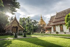 Thailand Buddhist temples. Buddhist temples, taken in Thailand Stock Photography