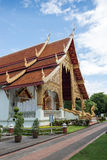 Thailand Buddhist temples Royalty Free Stock Photography