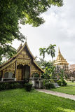 Thailand Buddhist temples Stock Photography