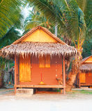 Thailand bungalows Stock Photo