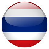 Thailand Button Royalty Free Stock Images