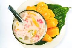 Thailand calls this dessert Stock Photo