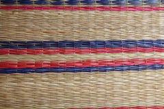 Thailand carpet texture Royalty Free Stock Image