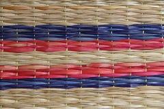 Thailand carpet texture Stock Image