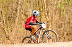 Thailand Championship 2014, Race 3. Royalty Free Stock Image