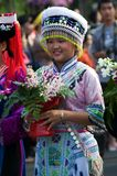 Thailand Chiang Mai Flower festival royalty free stock image