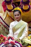 Thailand Chiang Mai Flower festival Royalty Free Stock Photo