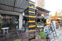 Thailand Chiang Mai street view Stock Photos