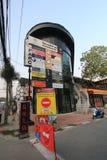 Thailand Chiang Mai street view Royalty Free Stock Photos