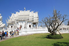 Thailand Chiang Rai White Temple, Wat Rong Khun Stock Image