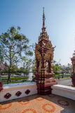 Thailand Ching Tien Temple Maimeng Stock Images