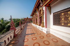 Thailand Ching Tien Temple Maimeng Royalty Free Stock Photos