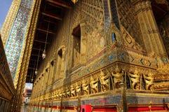 Thailand Church Artistic Art Style Stock Image