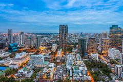 Thailand city royalty free stock photo