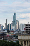 Thailand cityscape Royalty Free Stock Photo