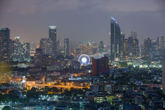 Thailand cityscape Stock Photo