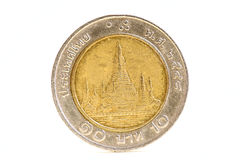 Thailand coin Stock Photography