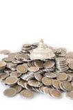 Thailand coins Stock Photo