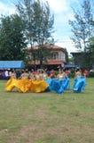 Thailand Cultural Show. Phitsanulok thailand Stock Photography