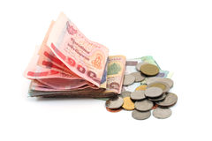 Thailand currency Stock Photo