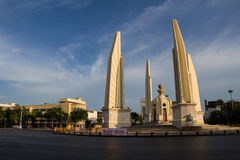 Thailand Democracy Monument Royalty Free Stock Photo