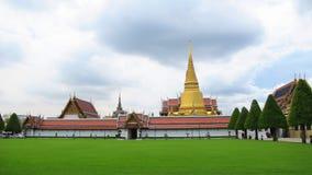Thailand den storslagna slotten Fotografering för Bildbyråer