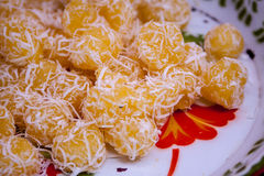 Thailand dessert Stock Images