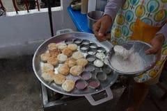 Thailand dessert named Daredevil Stock Photo