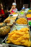 HUAHIN,Thailand:Dessert at  night market. Stock Photography