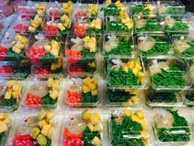Thailand dessert sweetmeat Stock Photography