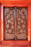Thailand doors Royalty Free Stock Photography