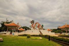 Thailand drakestaty Royaltyfri Fotografi