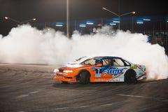 Thailand Drift Series 2014 in Pattaya Royalty Free Stock Image