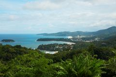 Thailand, eiland Phuket Royalty-vrije Stock Fotografie