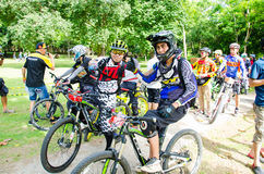 Thailand Enduro Series 2014 Royalty Free Stock Photo