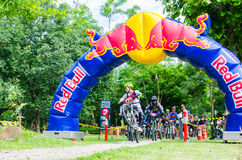 Thailand Enduro Series 2014 Stock Photography