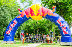 Thailand Enduro Series 2014 Royalty Free Stock Images