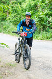 Thailand Enduro Series 2014 Stock Photo