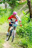 Thailand Enduro Series 2014 Royalty Free Stock Image