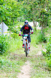 Thailand Enduro Series 2014 Royalty Free Stock Photography