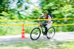 Thailand Enduro Series 2014 Stock Images