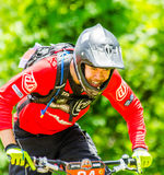 Thailand Enduro Series 2014 Royalty Free Stock Photos