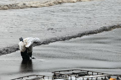 THAILAND-ENVIRONMENT-OIL-POLLUTION Foto de Stock