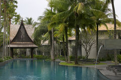 Thailand-Erholungsort. Stockfotografie