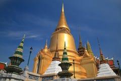 thailand för pra för bangkok storslagen kaewslott wat Royaltyfria Foton