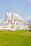 thailand för rong för chiangkhunrai wat Arkivfoton