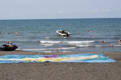 thailand för strandöphuket sparkcykel vatten Arkivfoton